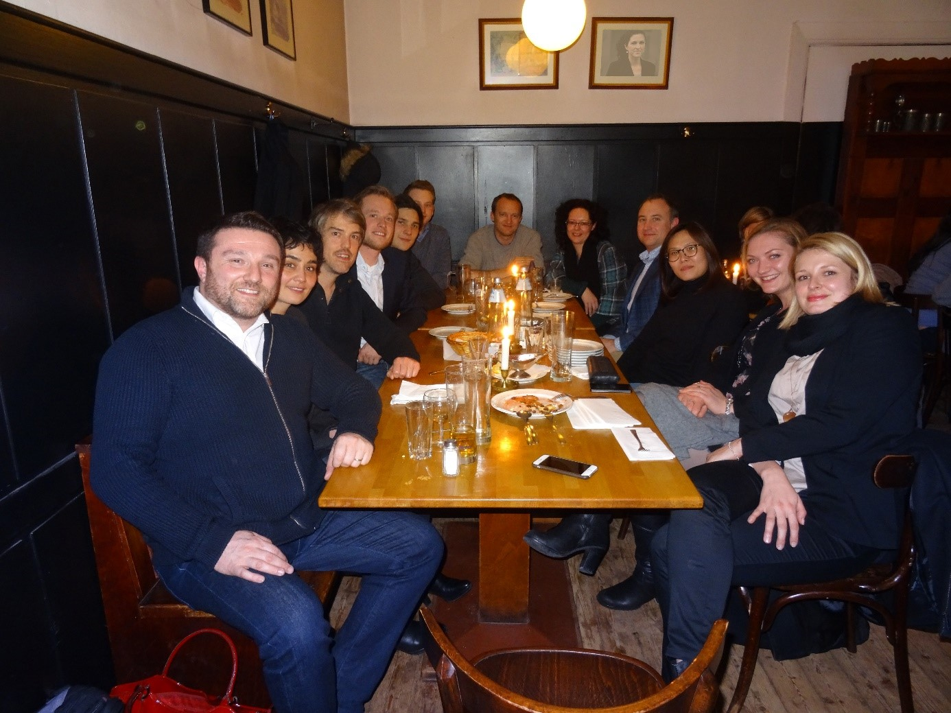 Snapshot of SnapShot's Team – Reunion in Berlin