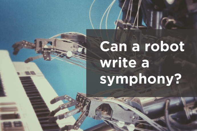can a robot write resized