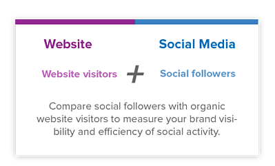 Hotel Website Social Media Visitors Brand Visibility Hospitality Data Platform