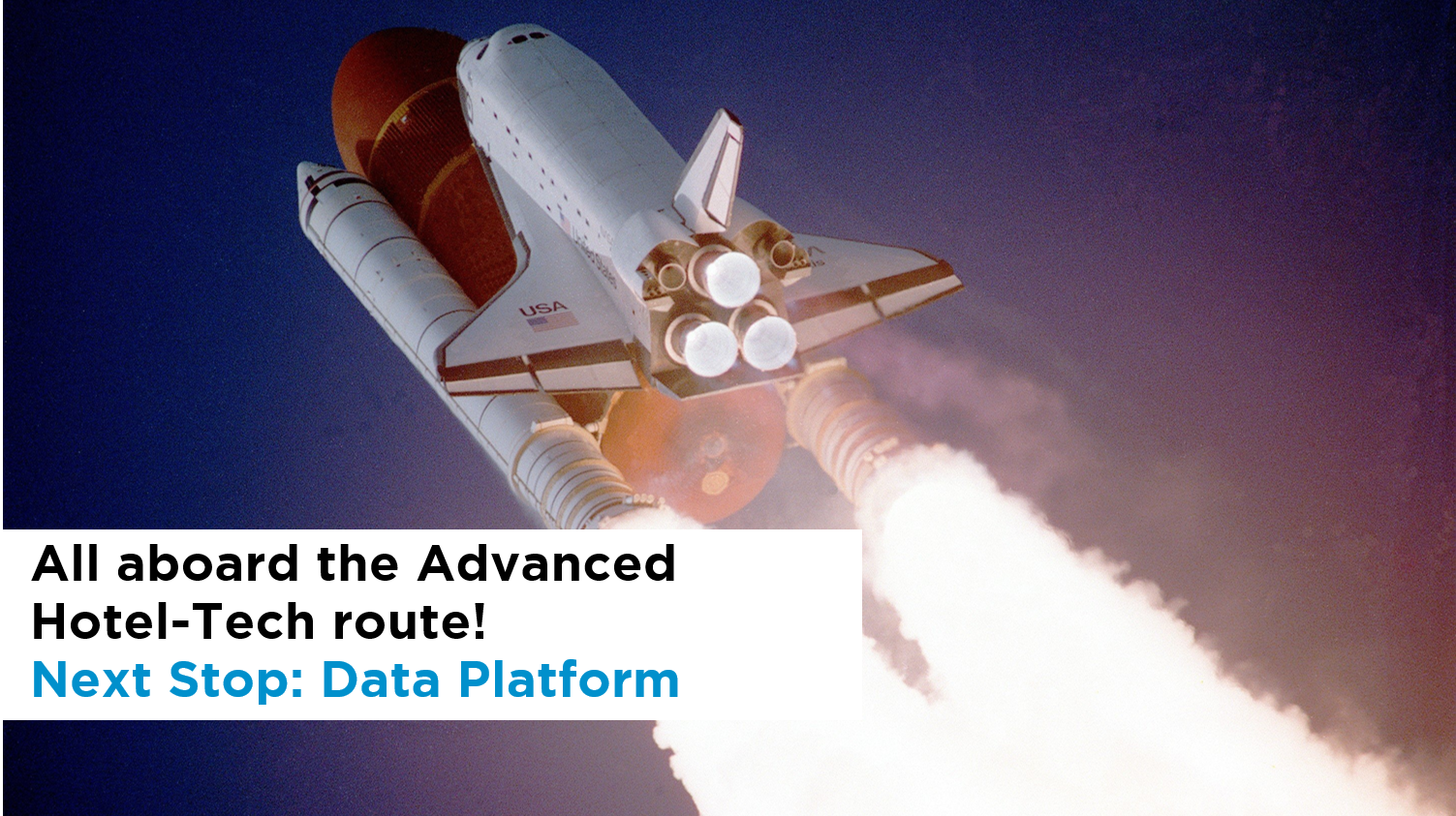new ALL aboard the Advanced Hotel-Tech route! LinkedIn