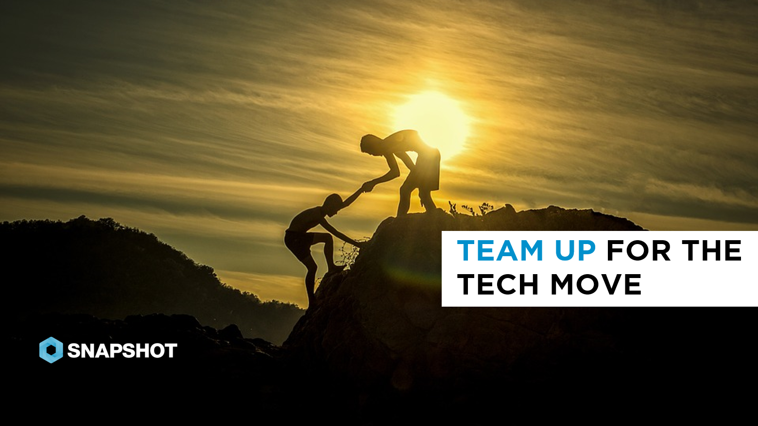 09.06.2019 TEAM UP FOR THE TECH MOVE