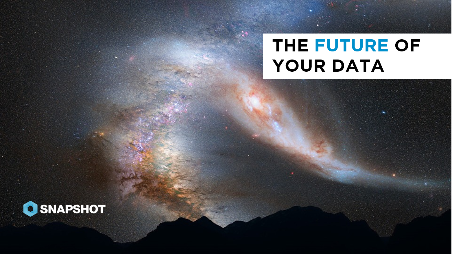 09.27.2019 The future of your data