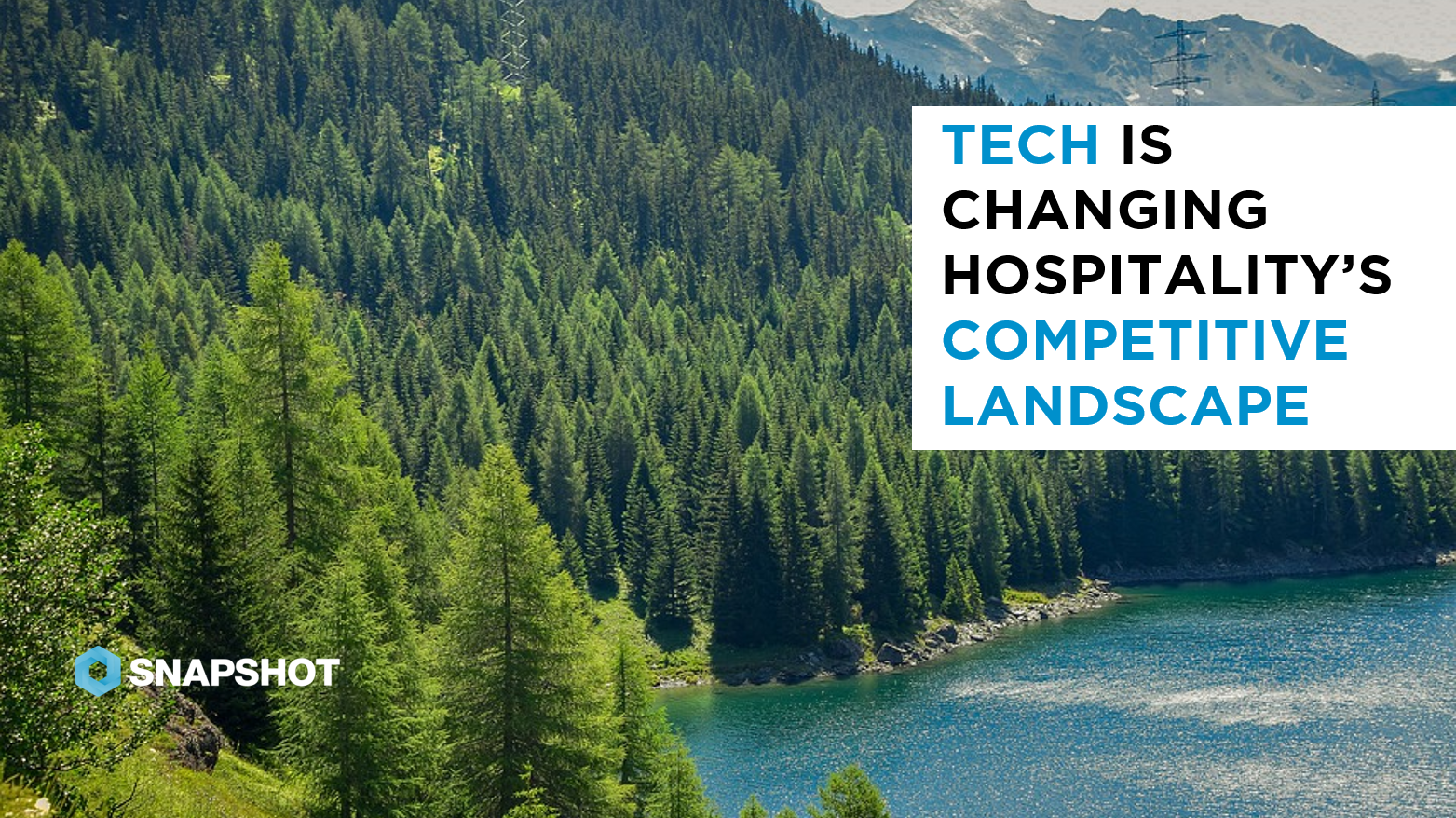 10.11.2019 Tech is changing hospitalitys competitive landscape